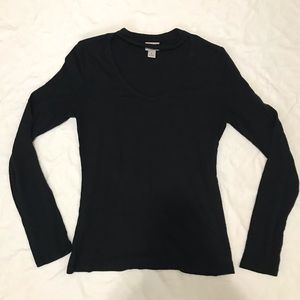 Black Long Sleeve w/ Choker